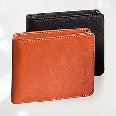 Sonnenleder Portemonnaie Standard Schwarz