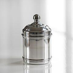 Italo Ottinetti Vorratsgefäße aus Aluminium glänzend 0,75 l