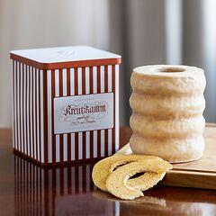 Kreutzkamm Baumkuchen Vanille
