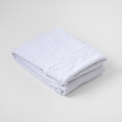 Frottee-Auflagen für FIAM-Liegen Weiß