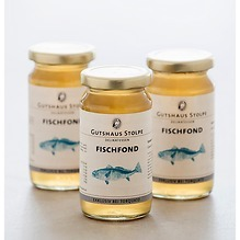 Gutshaus Stolpe Gourmet Fonds  3 x 200 ml Fisch