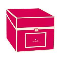 Semikolon CD Box Pink
