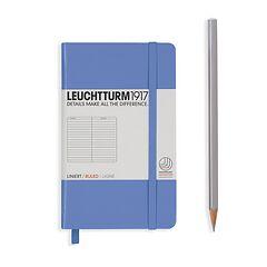 Leuchtturm1917 Notizbuch A6 liniert Kornblume