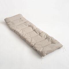 Vlies-Auflage für Liegestuhl Relax Taupe