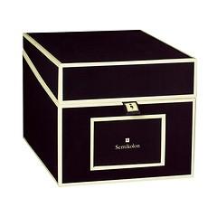 Semikolon CD Box Schwarz
