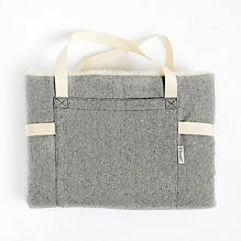 Cloud 7 Travel Bed für Hunde Tweed Grey