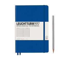 Leuchtturm1917 Notizbuch A5 liniert Königsblau