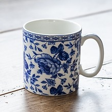 Spode-Mugs Chintz Bouquet