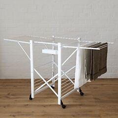 Riesen-Wäscheständer Gabbiano Weiß