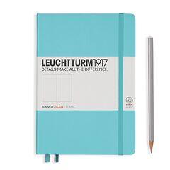 Leuchtturm1917 Notizbuch A5 blanko Hellblau