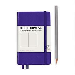 Leuchtturm1917 Pocket Blanko Violett