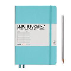 Leuchtturm1917 Notizbuch A5 liniert Hellblau