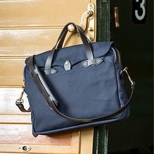 Filson Briefcase Navy
