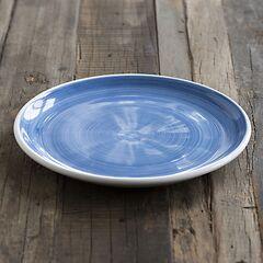 Ruggeri Brushed Blu Mittlerer Teller 26 cm