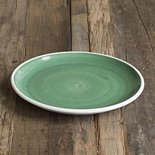 Ruggeri Mittlerer Teller - Brushed Verde Ø 26 cm