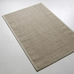 Sisalteppich Bouclé 275 x 365 cm Sand