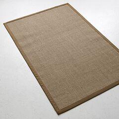 Sisalteppich Bouclé Khaki  240 x 300 cm
