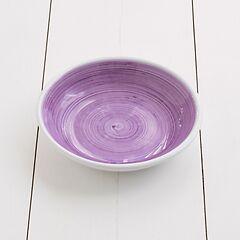 Ruggeri Suppenteller Brushed Lilla Ø 22 cm