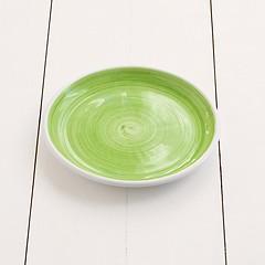 Ruggeri Kleiner Teller Brushed Verde Mela Ø 21 cm