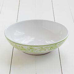 Ruggeri Schüssel Adelasia Verde Mela Ø 30 cm