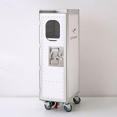 Lufthansa Cocktail Trolley