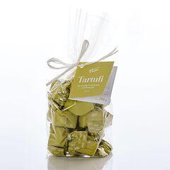 Tartufo del Piemonte Haselnusspralinen Bianchi al pistachio