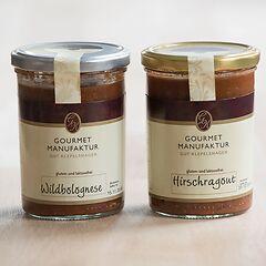 Gut Klepelshagen Wildbolognese 350 g