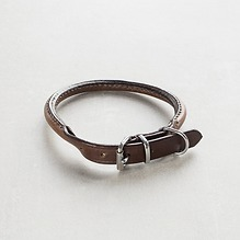 Rundes Halsband 35 - 43 cm