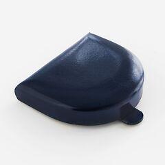 CAF Leder-Schüttelbörse Blau