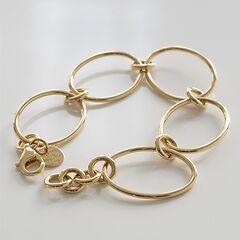 Marjana von Berlepsch ArmbandJungle Vergoldet