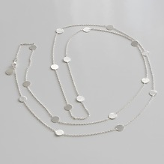 Marjanna von Berlepsch Halskette Nela Sterling-Silber poliert