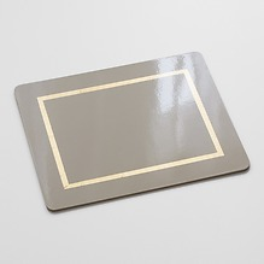 4 Tischsets Bone/Gold