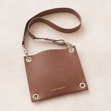 Gloria Cross Body Bag Cognac