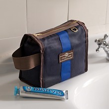Otis Batterbee Wash Bag Grand Tour
