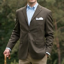 Risby & Leckonfield Tweedjacket Kingham