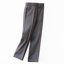 Risby & Leckonfield Twillhose anthrazit