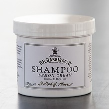 Harris Lemon Shampoo