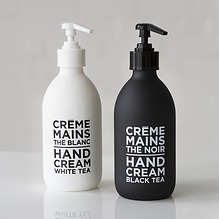 CdP Handcreme Black & White