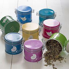 Løv Weißer Tee