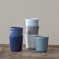 Bleu d'Argile: Kaffeebecher