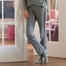 Sunday in Bed Cashmere-Hose Ulla