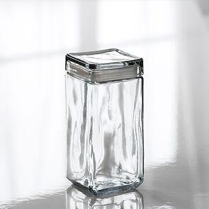 Vorratsglas Quadrat 1,9 l