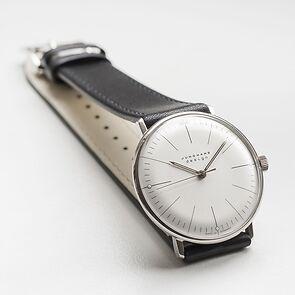 Armbanduhr Max Bill Silber 1962