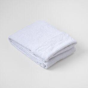 FIAM Frottee-Auflage 190 x 70cm Weiß
