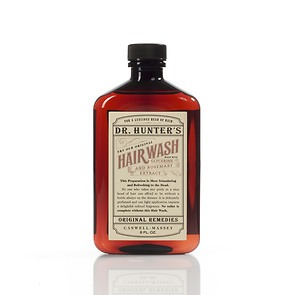 DR. HUNTER'S Hairwash