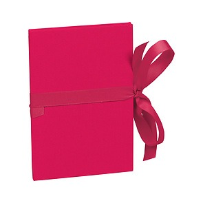 Semikolon Leporello Pink