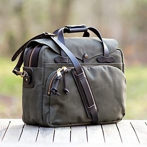 Filson Laptop Bag otter green