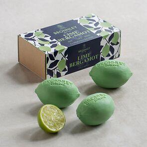 Bronnley Limonenseifen 3x100g