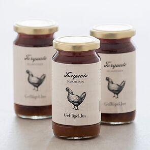 Torquato Geflügel-Jus 3 x 200 ml
