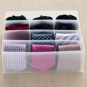 Ordinett Schrankbox Krawatten und Gürtel